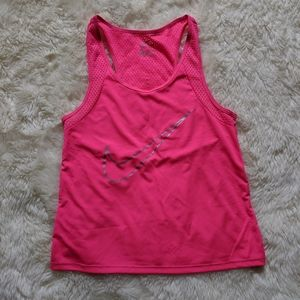 Nike Dry Fit Cropped Tank